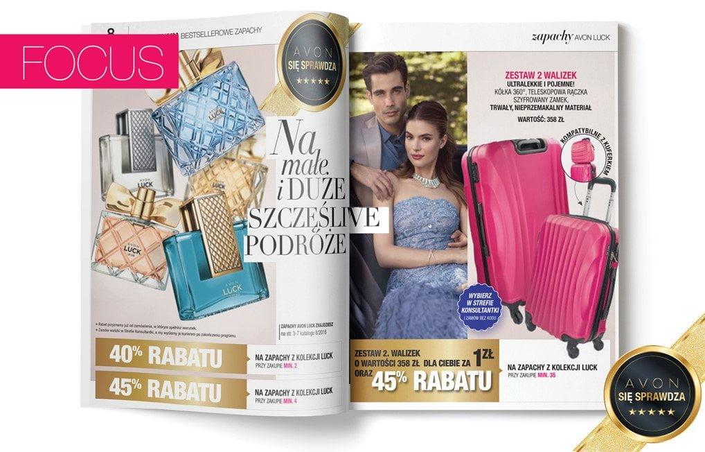 Katalog AVON 8/2018 - Focus