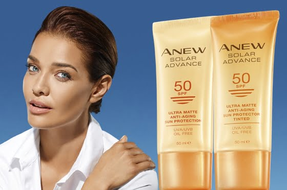 AVON Anew Solar Advance