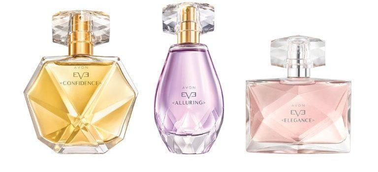 Kolekcja zapachów EVE