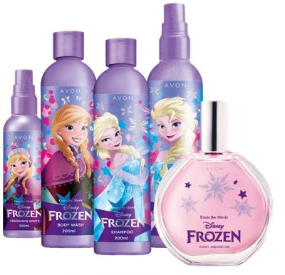 AVON Frozen Disney