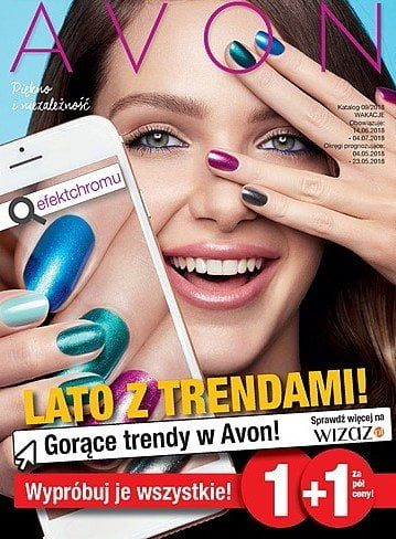 Zdjęcie katalogu AVON 9/2018