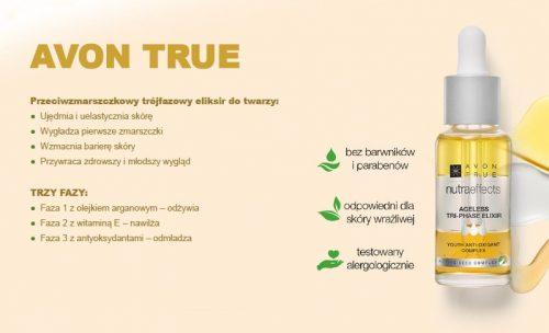 Trójfazowy olejek Nutra Effects
