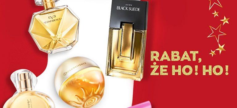 Rabat na zapachy AVON