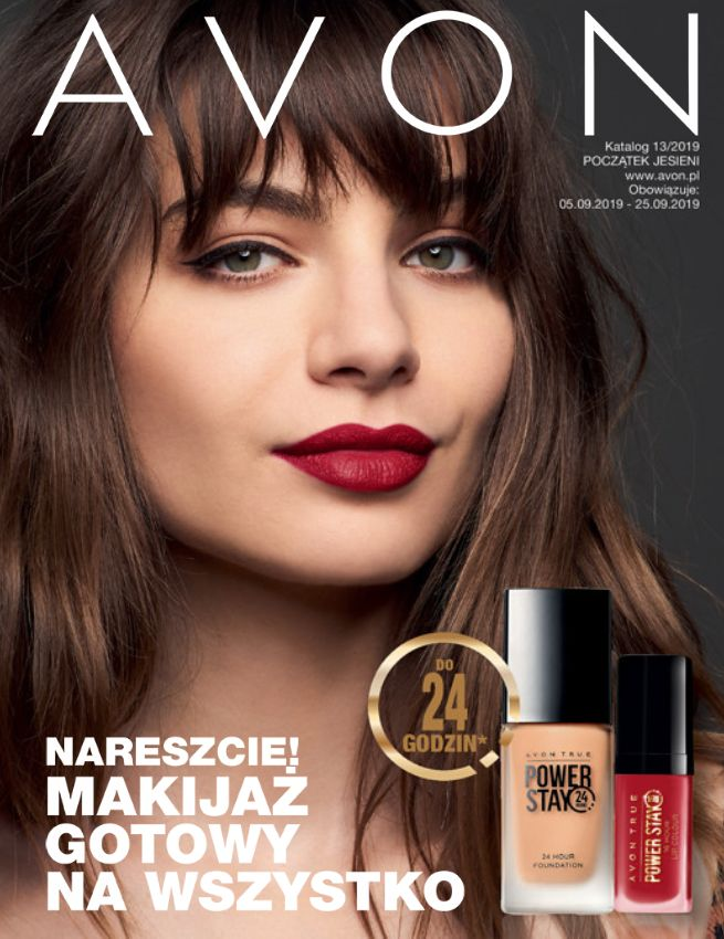 Katalog AVON 13/2019
