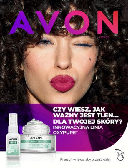 Katalog Avon 8/2021